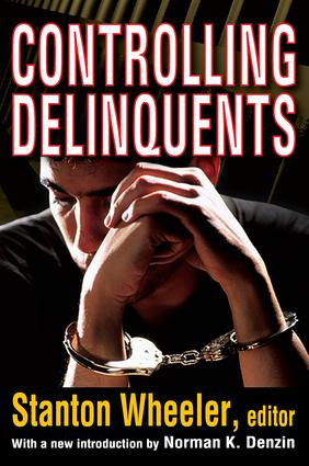 Controlling Delinquents: 1st Edition (Paperback) book cover