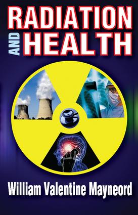 Radiation and Health: 1st Edition (Paperback) book cover
