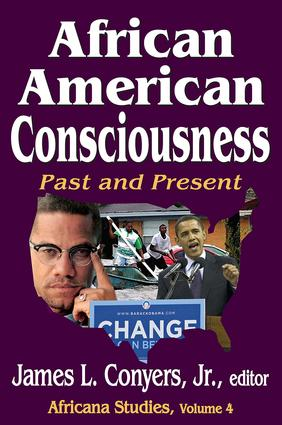 African American Consciousness: Past and Present, 1st Edition (Paperback) book cover