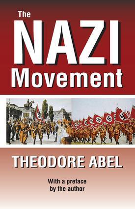 The Nazi Movement