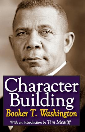 Character Building: 1st Edition (Paperback) book cover