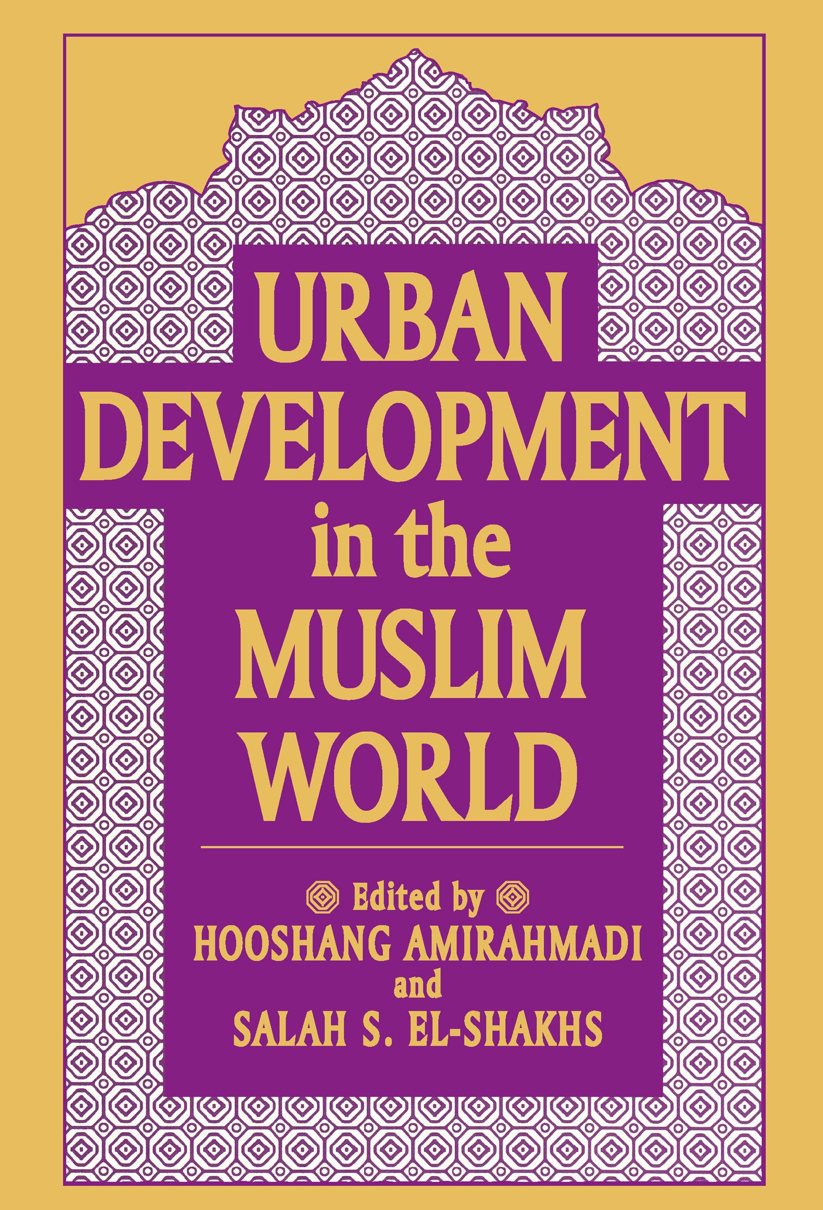 Urban Development in the Muslim World