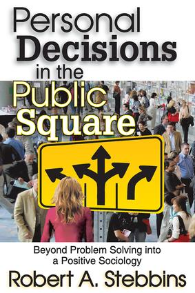 Personal Decisions in the Public Square