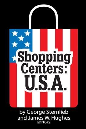 Shopping Centers: U.S.A., 1st Edition (Paperback) book cover
