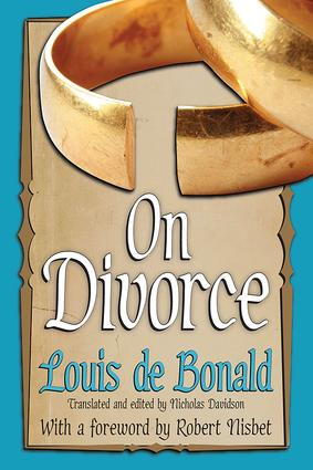 On Divorce book cover