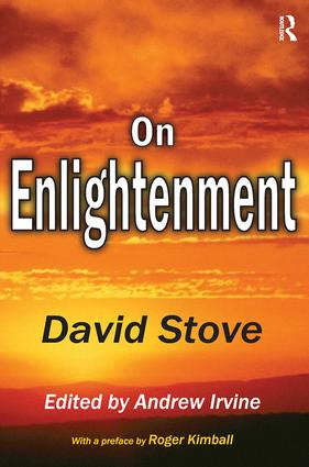 On Enlightenment: 1st Edition (Paperback) book cover