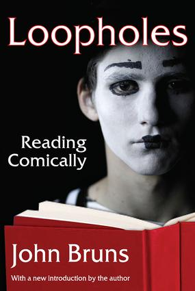 Loopholes: Reading Comically, 1st Edition (Paperback) book cover