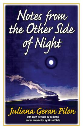 Notes from the Other Side of Night: 1st Edition (Paperback) book cover