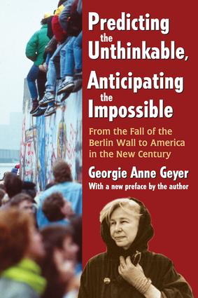 Predicting the Unthinkable, Anticipating the Impossible