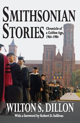 Smithsonian Stories: Chronicle of a Golden Age, 1964-1984, 1st Edition (Hardback) book cover