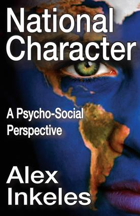 National Character: A Psycho-Social Perspective, 1st Edition (Paperback) book cover