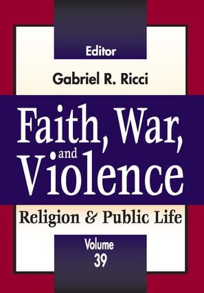 Faith, War, and Violence book cover