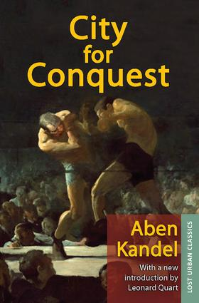 City for Conquest: 1st Edition (Paperback) book cover