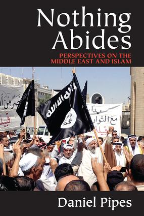 Nothing Abides: Perspectives on the Middle East and Islam, 1st Edition (e-Book) book cover