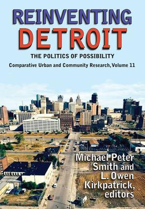 Ritual and Redistribution in De-democratized Detroit