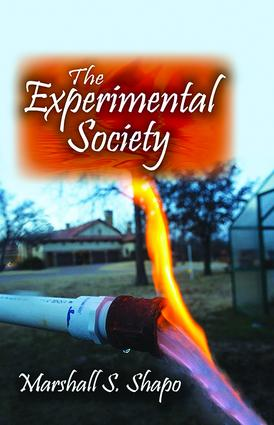 The Experimental Society: 1st Edition (Hardback) book cover