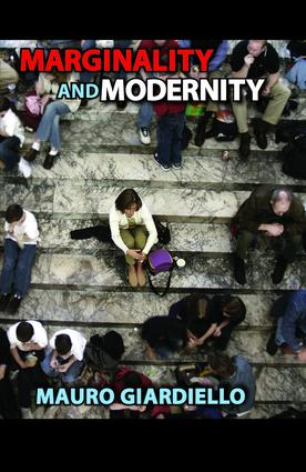 Marginality and Modernity: 1st Edition (Hardback) book cover