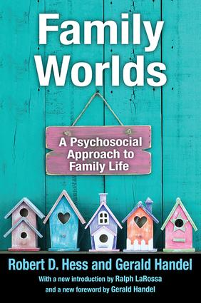 Family Worlds: A Psychosocial Approach to Family Life, 1st Edition (Paperback) book cover