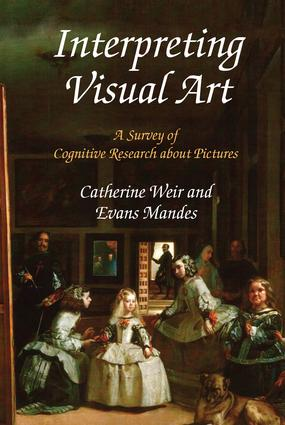 Interpreting Visual Art: A Survey of Cognitive Research About Pictures (Hardback) book cover