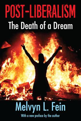Post-Liberalism: The Death of a Dream book cover