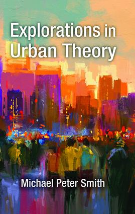 Explorations in Urban Theory: 1st Edition (Hardback) book cover