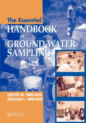 The Essential Handbook of Ground-Water Sampling: 1st Edition (Paperback) book cover