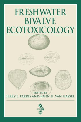 Freshwater Bivalve Ecotoxicology: 1st Edition (Hardback) book cover