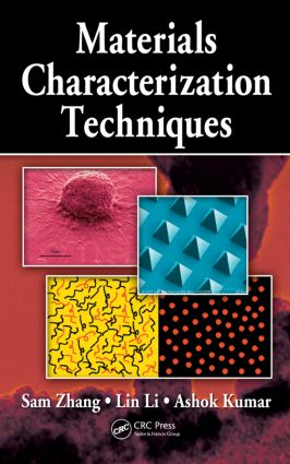 Materials Characterization Techniques book cover