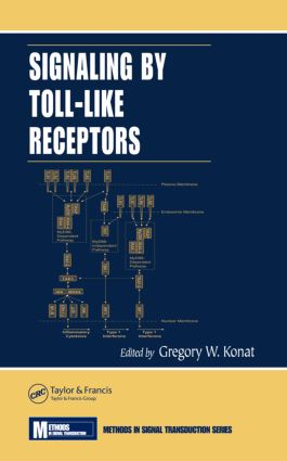 Signaling by Toll-Like Receptors: 1st Edition (Hardback) book cover