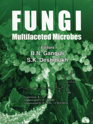 Fungi: Multifaceted Microbes, 1st Edition (Hardback) book cover