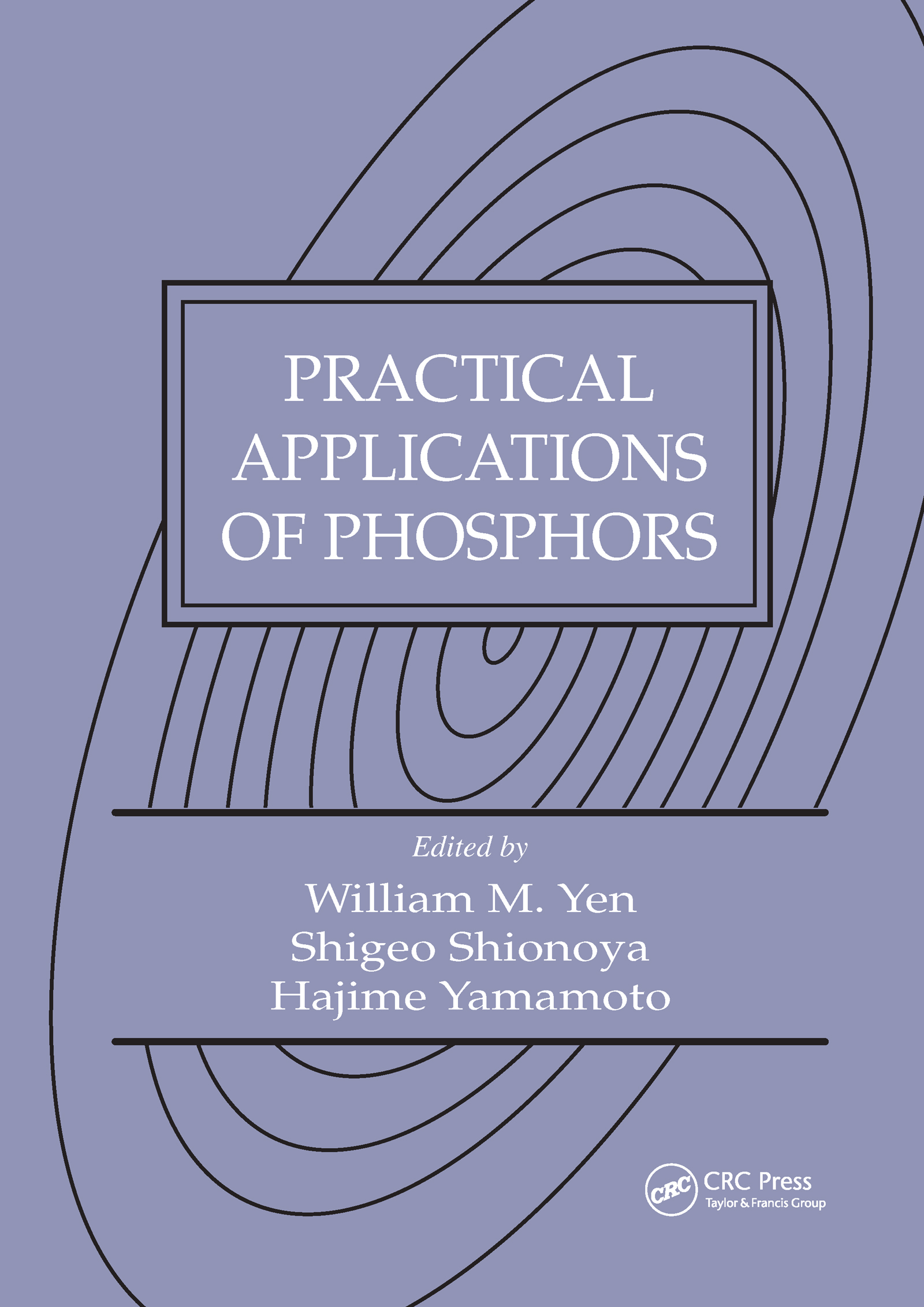 Practical Applications of Phosphors: 1st Edition (Hardback) book cover