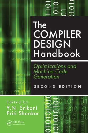 The Compiler Design Handbook: Optimizations and Machine Code Generation, Second Edition, 2nd Edition (Hardback) book cover