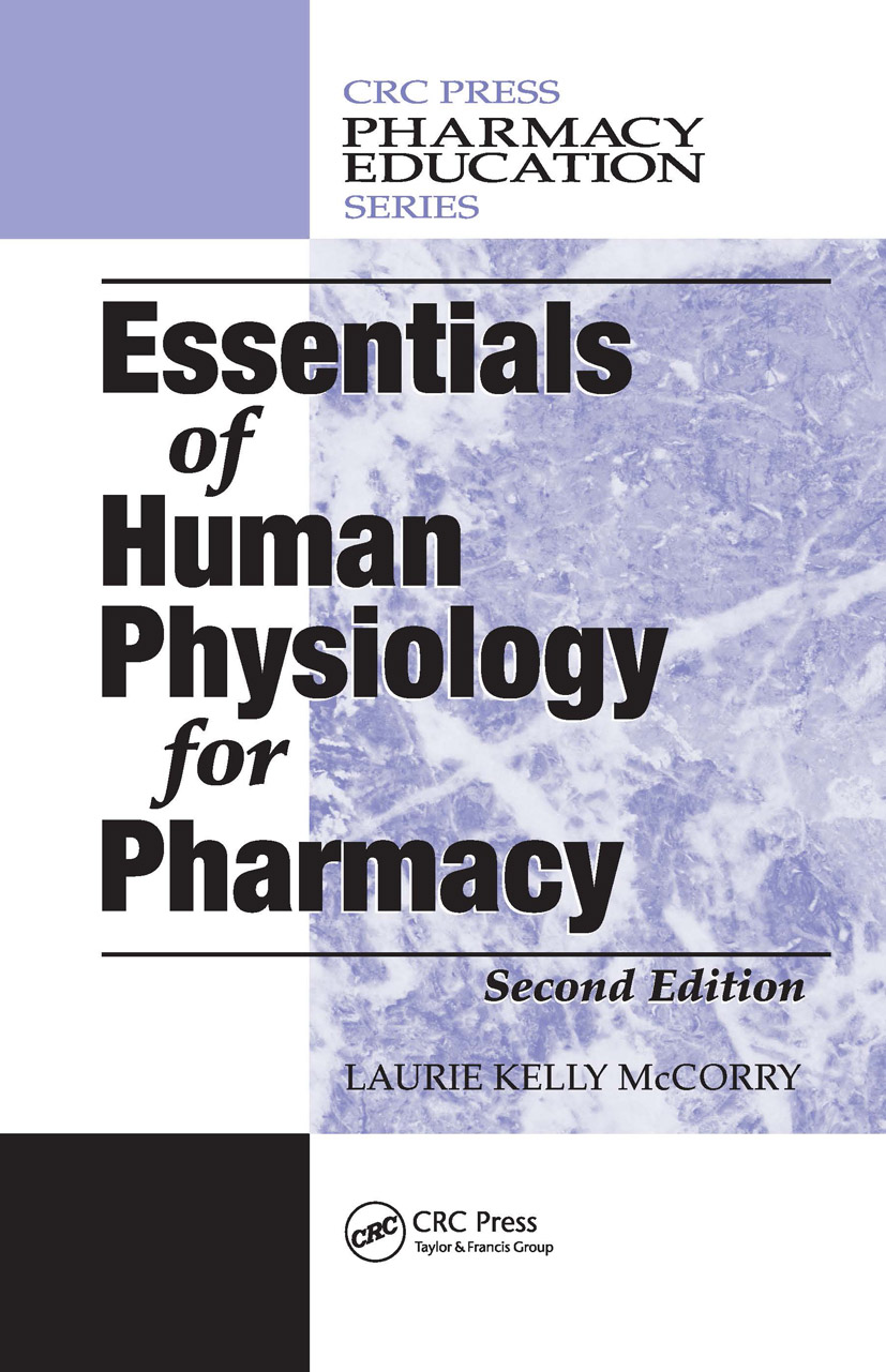 Essentials of Human Physiology for Pharmacy book cover