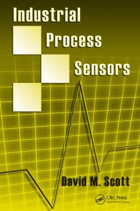 Industrial Process Sensors: 1st Edition (Hardback) book cover