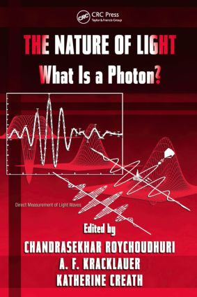 The Nature of Light: What is a Photon? book cover
