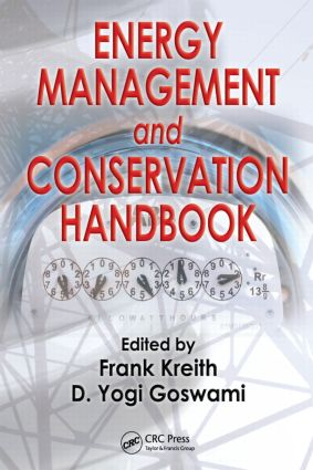 Energy Management and Conservation Handbook (Hardback) book cover