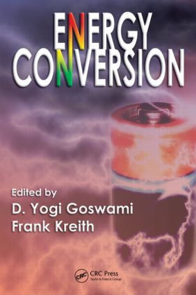 Energy Conversion (Hardback) book cover