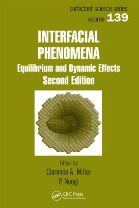 Interfacial Phenomena: Equilibrium and Dynamic Effects, Second Edition book cover
