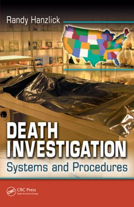 Death Investigation: Systems and Procedures, 1st Edition (Paperback) book cover