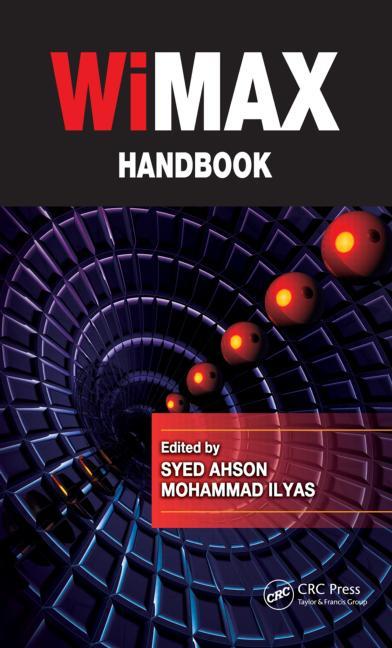 WiMAX Handbook - 3 Volume Set: 1st Edition (Hardback) book cover