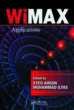 WiMAX: Applications, 1st Edition (Hardback) book cover