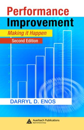 Performance Improvement: Making it Happen, Second Edition, 2nd Edition (Hardback) book cover