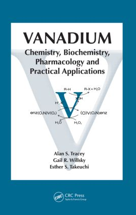 Vanadium: Chemistry, Biochemistry, Pharmacology and Practical Applications book cover