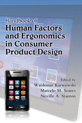 Handbook of Human Factors and Ergonomics in Consumer Product Design, 2 Volume Set (Hardback) book cover