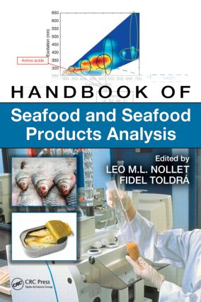 Handbook of Seafood and Seafood Products Analysis: 1st Edition (Hardback) book cover