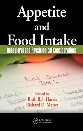 Appetite and Food Intake: Behavioral and Physiological Considerations (Hardback) book cover