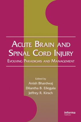Acute Brain and Spinal Cord Injury