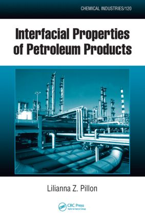 Interfacial Properties of Petroleum Products book cover