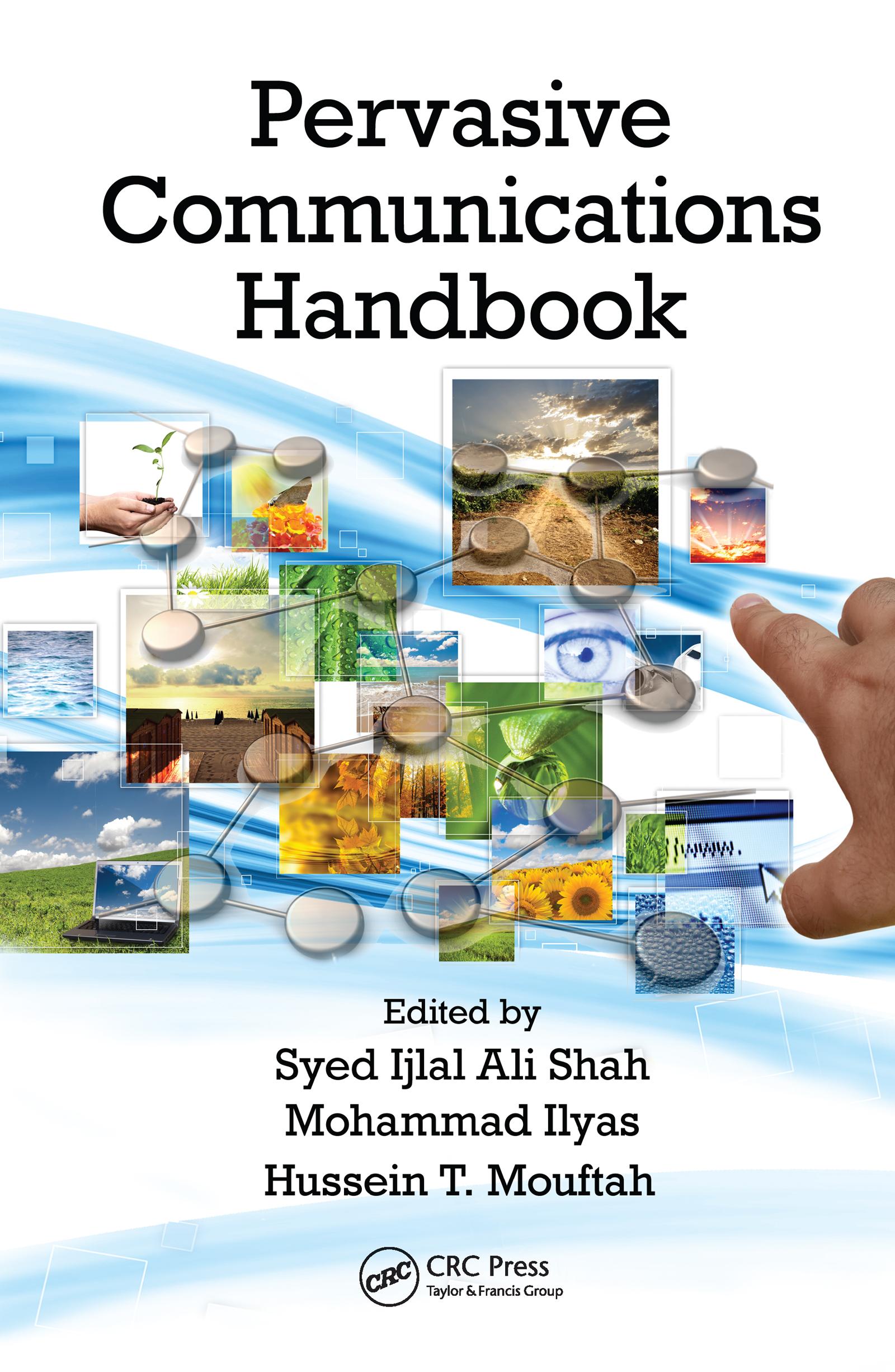 Pervasive Communications Handbook (Hardback) book cover