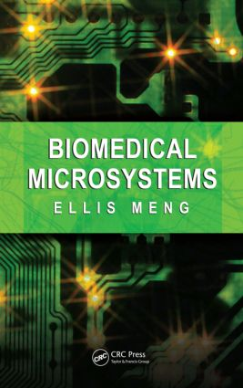 Biomedical Microsystems: 1st Edition (Hardback) book cover